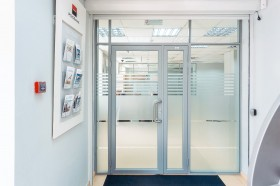 Алюминиевые двери FreeStyle